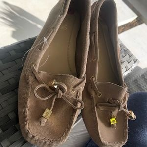 Michael Kors Suede loafers Size 6